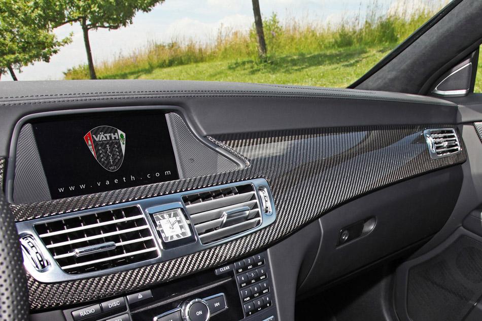 2013 VATH Mercedes-Benz CLS 63 AMG Shooting Brake Interior
